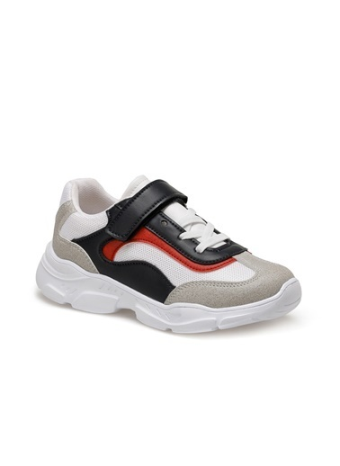 Yellow Kids Spor Ayakkabı Beyaz